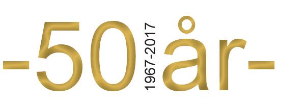 fira 50 år En milstolpe är passerad! | fira 50 år