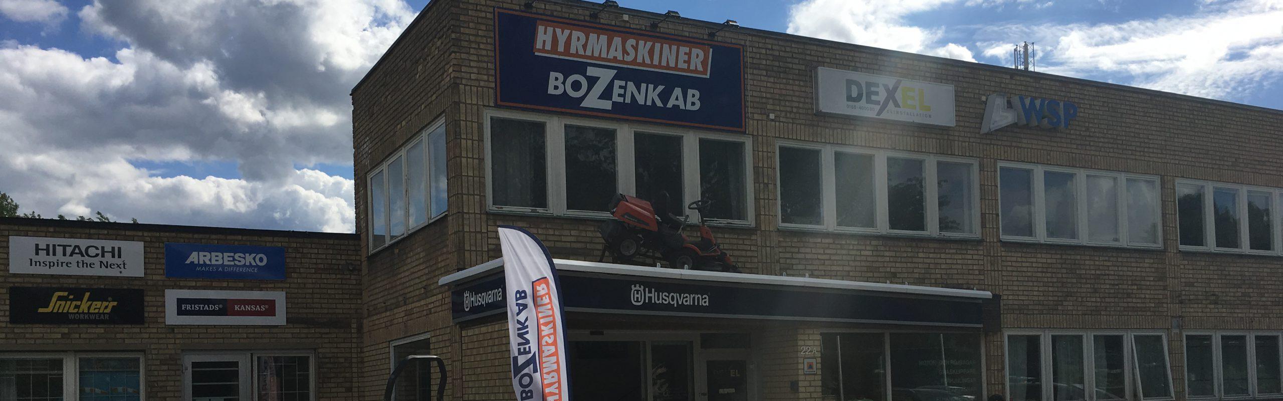 BoZenk AB